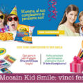 Concorso Mccain Kid Smile