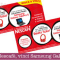 Concorso Nescafè, vinci Samsung