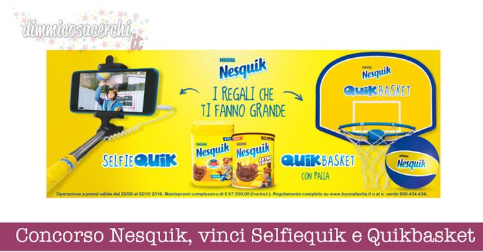 Concorso Nesquik