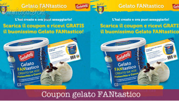 Coupon gelato FANtastico