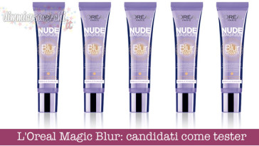 L'Oreal Magic Blur
