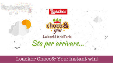 Loacker Choco& You