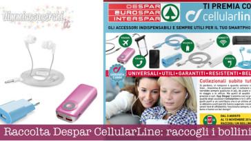Raccolta Despar CellularLine