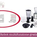 Robot multifunzione gratis