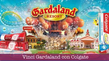 Vinci Gardaland con Colgate