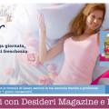 Vinci con Desideri Magazine e Lenor