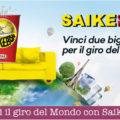 Vinci il giro del Mondo con SaikeBon: voucher viaggio x 2 da 8.000€
