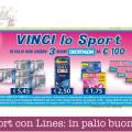 Vinci lo sport con Lines