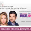 Anteprima gratuita cinema Bridget Jones