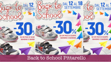 Back to School Pittarello