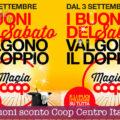 Buoni sconto Coop Centro Italia