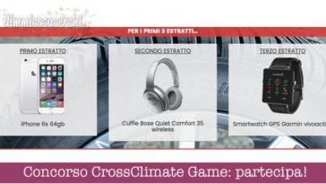 Concorso CrossClimate Game