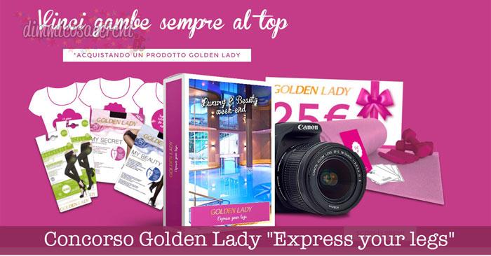 Concorso Golden Lady