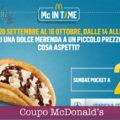 McinTime 5: Sundae Pocket a soli 2 euro