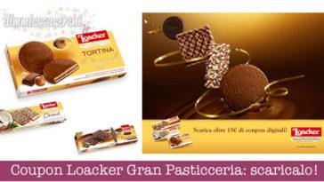 Coupon Loacker Gran Pasticceria