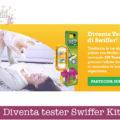 Diventa tester Swiffer Kit con Desideri Magazine