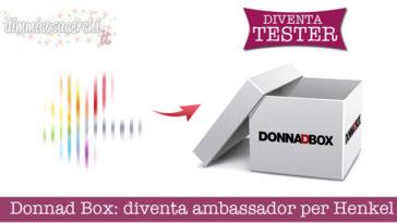donnad box ambassador