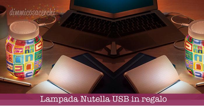 Lampada Barattolo Nutella : Barattolo nutella in vendita ebay