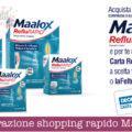 Operazione shopping rapido Maalox