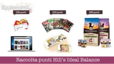 Raccolta punti Hill's Ideal Balance