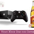 Vinci Xbox One con birra Ceres