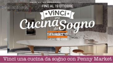 Vinci una cucina da sogno con Penny Market