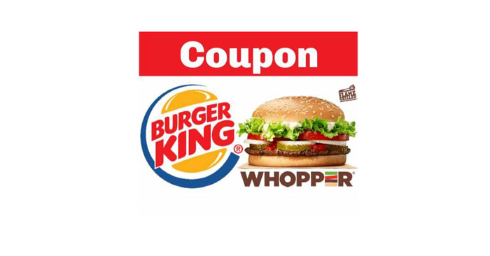 Coupon Burger King: come averli gratis