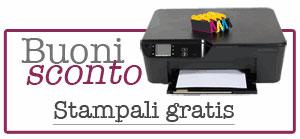 buoni sconto da stampare