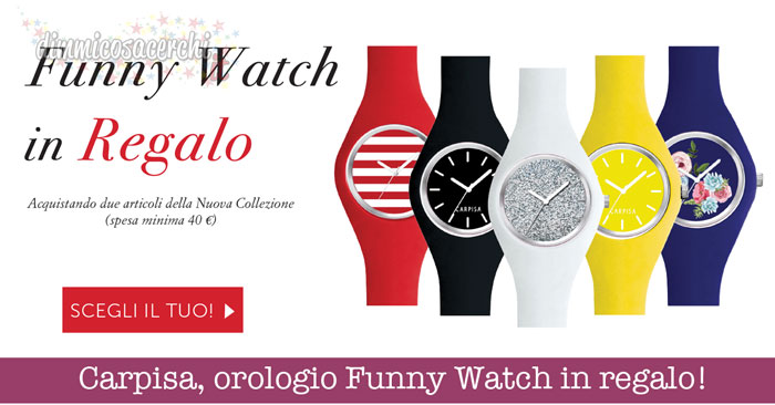orologio Funny Watch
