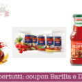 Buonpertutti: coupon Barilla e Develey
