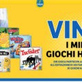 Concorso Chiquita: vinci giochi Hasbro
