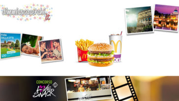 Concorso McDonald's Love Snack