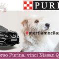 Concorso Purina: vinci Nissan Qashqai. Partecipa gratis!