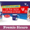 Lactis ti regala la tazza personalizzata