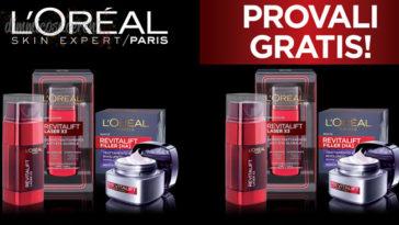 Provali gratis L'Oreal Paris