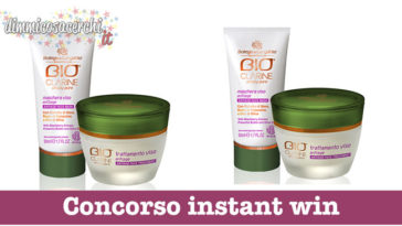 Vinci il Kit Bottega di Lungavita con Elle Beauty Award