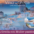 Vinci la Grecia con Muller passione greca