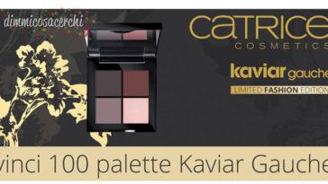 Vinci palette Catrice con Silhouette Donna