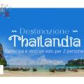 Vinci volo per la Thailandia con eDreams