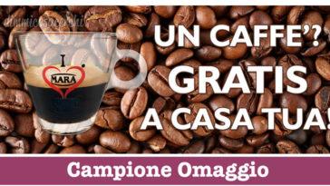 Campione omaggio caffè Love Mara