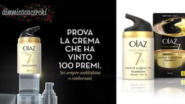 olaz total effect crema giorno