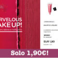 Kiko Marvelous Make up: prodotti a 1,90€!