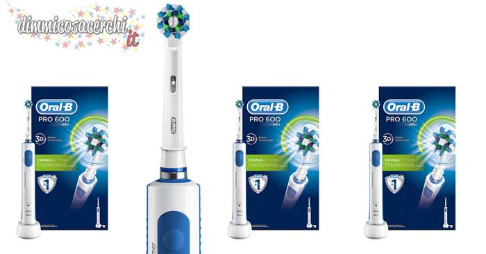 Vinci spazzolini Oral-B Pro 600