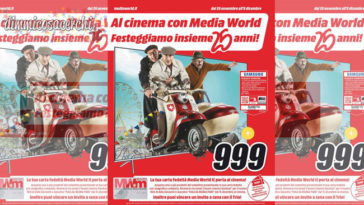 Al cinema con Mediaworld