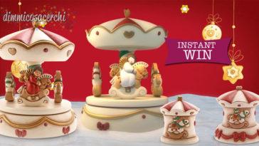 Concorso Natale Thun: instant win giornaliero