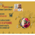 Pasta La Molisana: vinci il cenone Capondanno