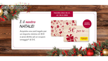 Takko Fashion buono sconto