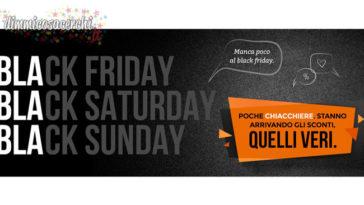 Unieuro Black Friday sconti