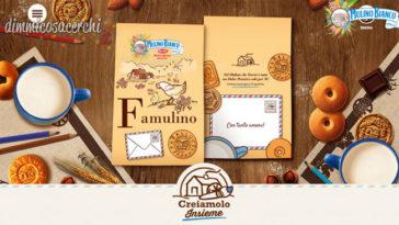 Vinci un pacco di biscotti Mulino Bianco