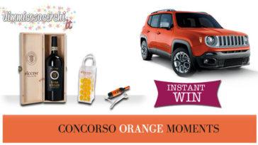 concorso orange piccini